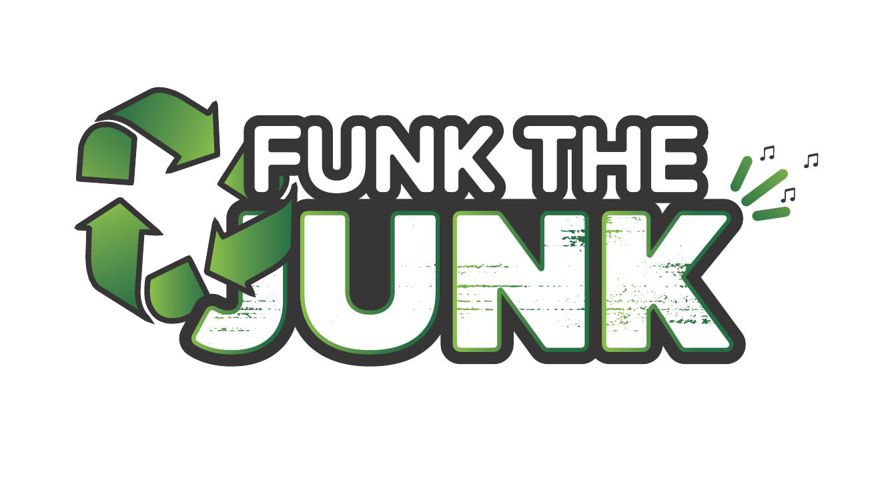 Funk the Junk. Eagles teambuilding.