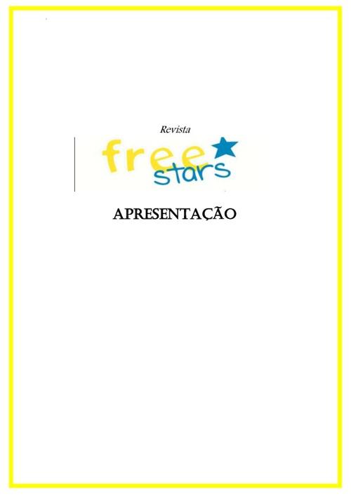 APRESENTAÇÃO FREESTARS