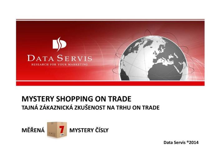 Mystery Shopping v 7 Mystery číslech