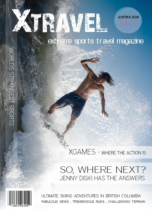 Xtravel magazine