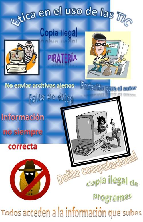 Cartel de las TIC