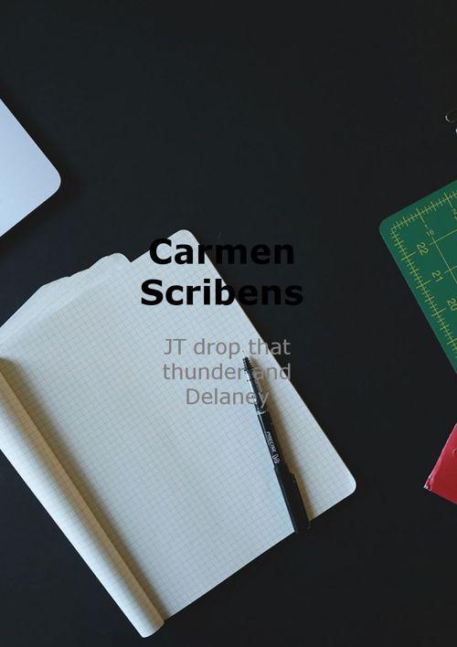 carmen scribens