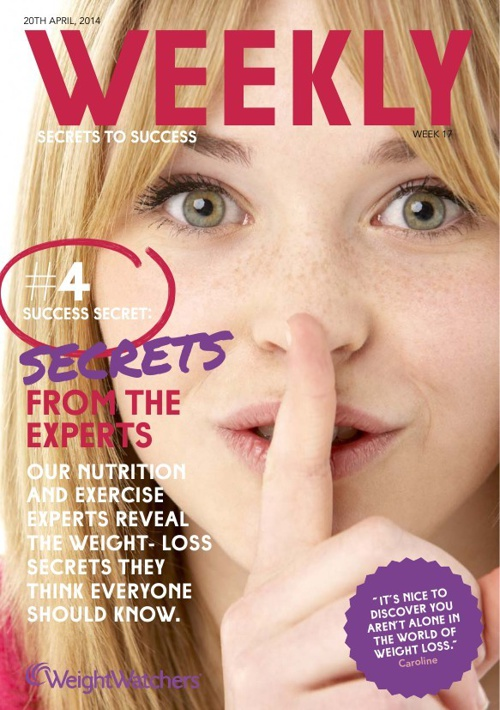 Weight Watchers Weekly Issue 17