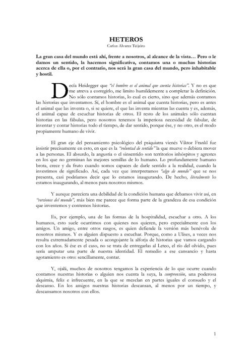 """Revista """"Desde la Austral"""""""
