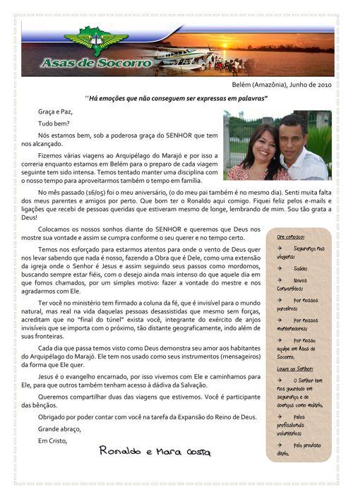 2010.2- Notícias Junho