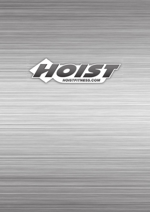 Hoist katalog 2014