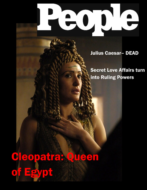 Cleopatra Comegys Draft