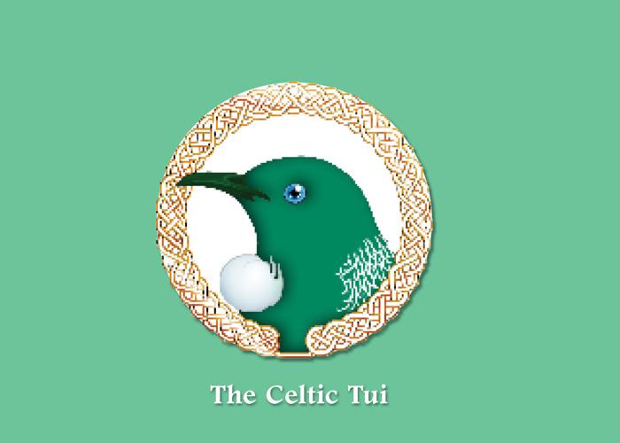 Celtic Tui hardcover product book