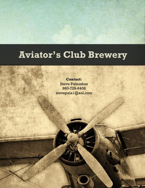 Palauskas-Aviators Club Brewery-12.6.2013