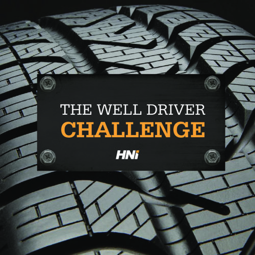 The Well Driver Challenge