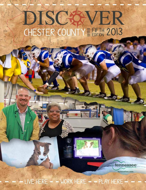 Discover Chester County 2013