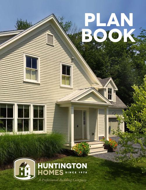 HUNTINGTON HOMES — PLAN BOOK