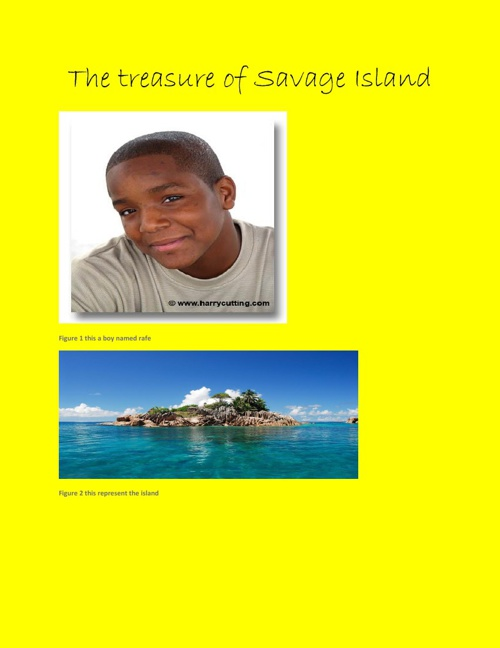 Copy of The Treasure of Savage Island