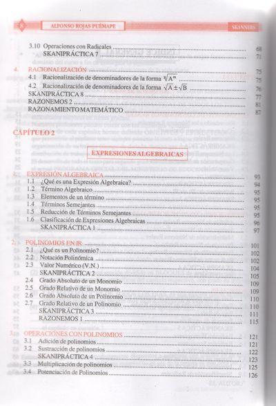 Matemática 2 - Colección Skanners