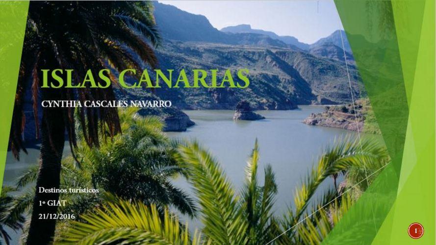ISLAS CANARIAS - CYNTHIA C
