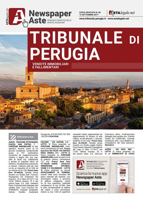 Perugia 15 settembre 2017