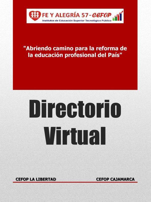 Directorio Virtual