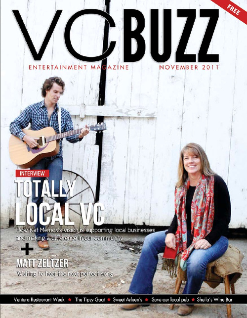 VC Buzz Magazine November 2011