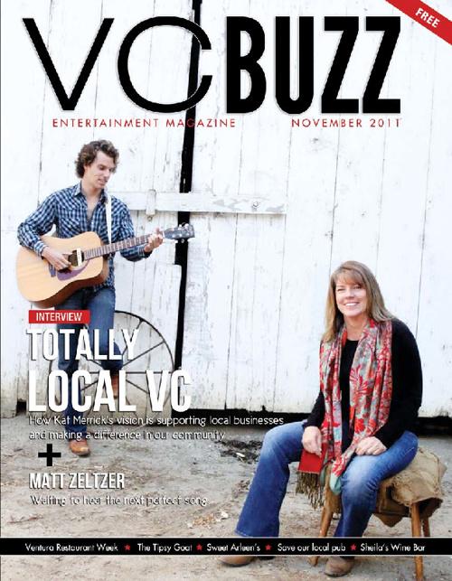 VC Buzz Magazine November 2011