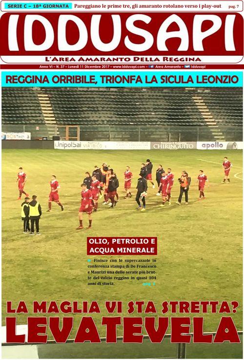 37. Reggina-Sicula Leonzio 0-3