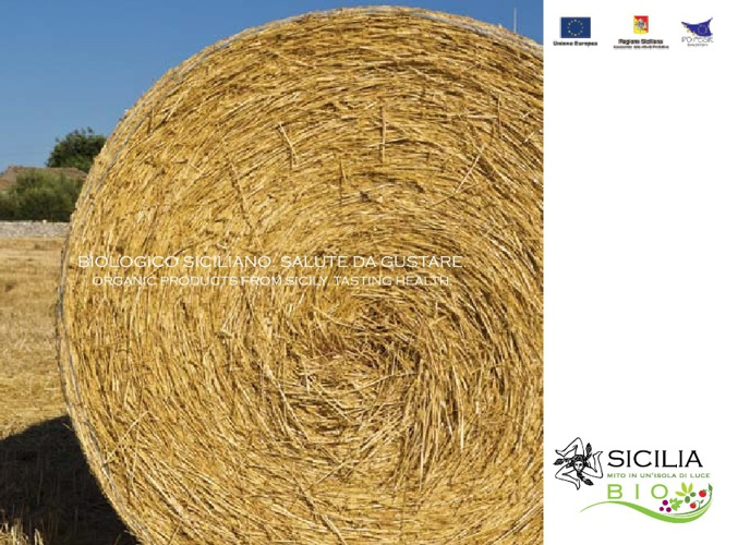 Brochure Siciliy Bio Project 2013