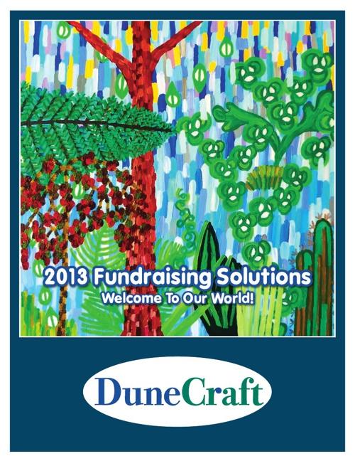 2013 Fundraising Catalog Revised