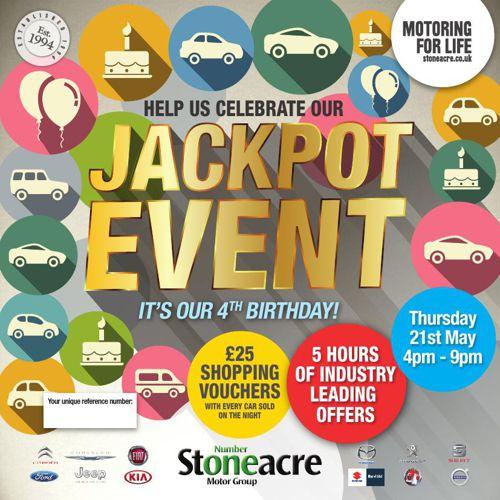 Stoneacre Jackpot ezine May 2015