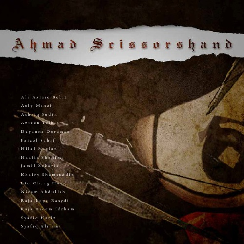 Ahmad Scissorshand