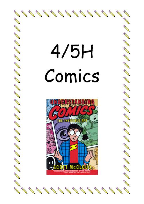 4/5H Comics