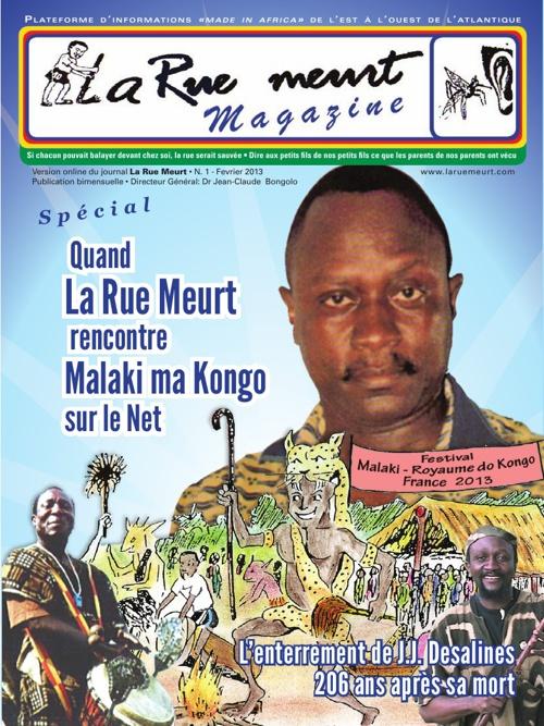 La Rue Meurt Magazine