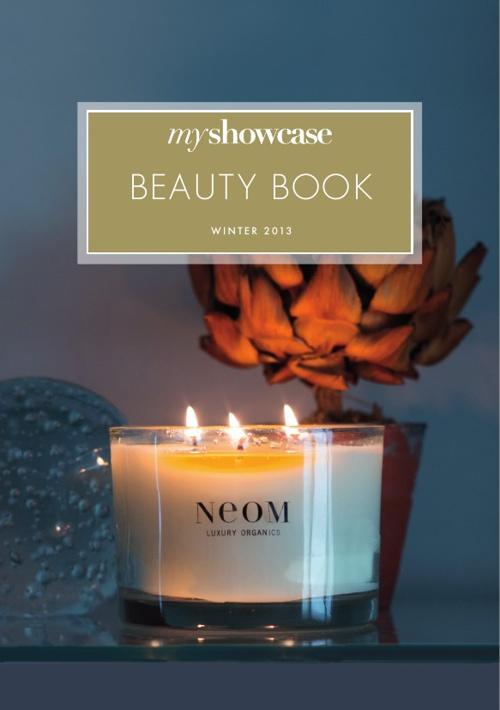 MyShowcase Beauty Book - Autumn/Winter 2013