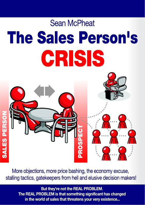The Sales Persons Crisis by Sean McPheat