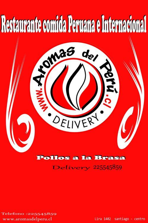 Aromas del Peru - Comida a Domicilio -stgo. centro