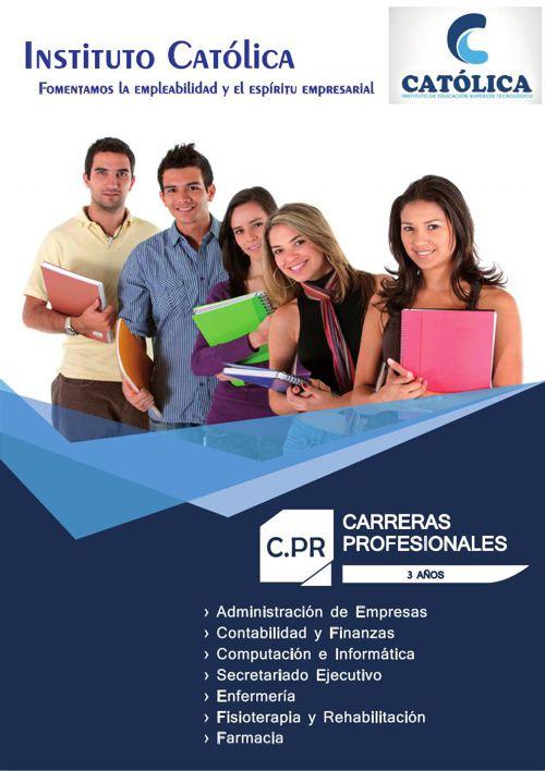Brochure Instituto Católica