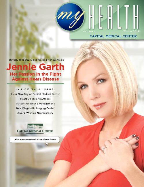 Jennie Garth - My Health