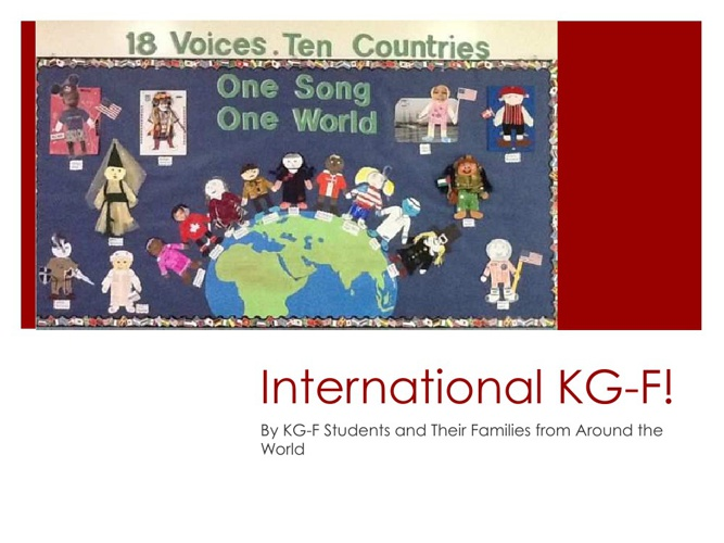International KG-F!