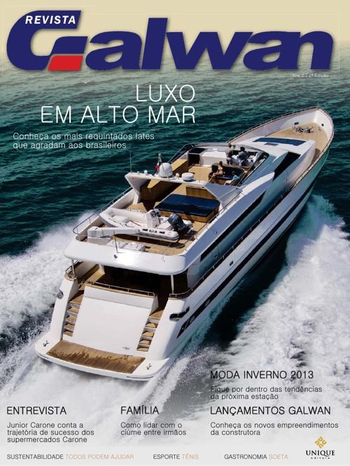 Revista Galwan - Ed. 2 - Junho 2013