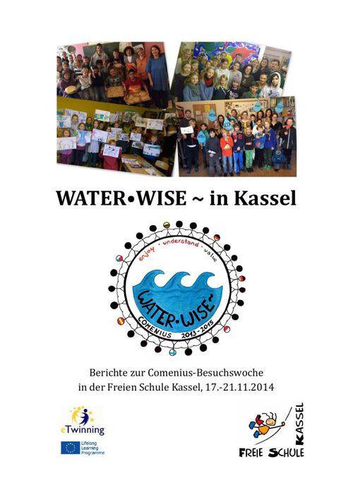 WATER•WISE ~ in Kassel