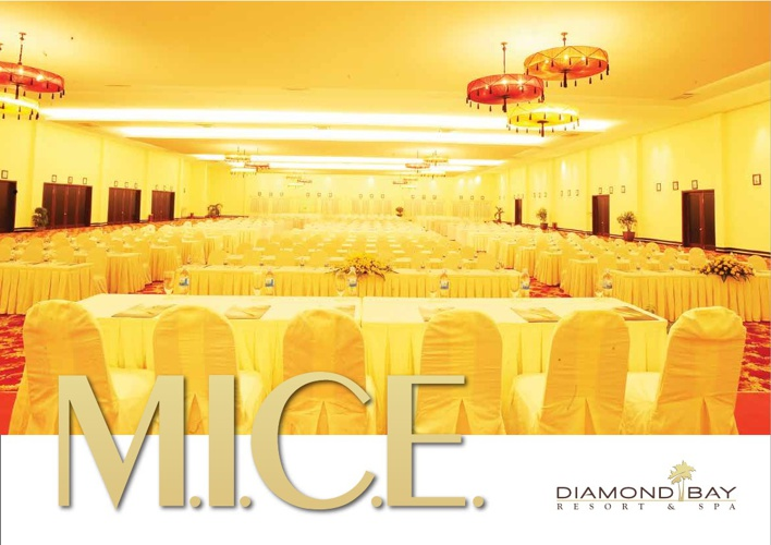 M.I.C.E. at Diamond Bay Resort