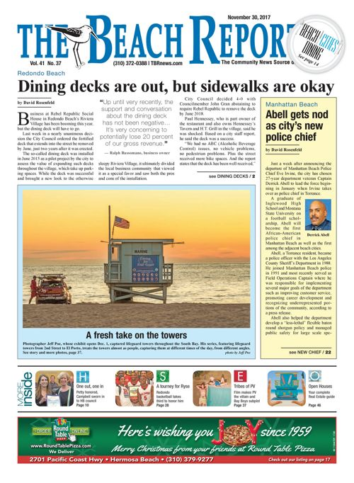 The Beach Reporter | November 30, 2017