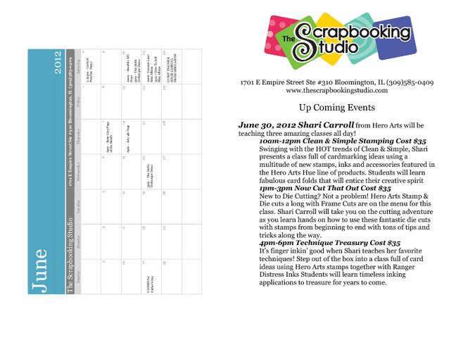 Bloomington Newsletter June 4th