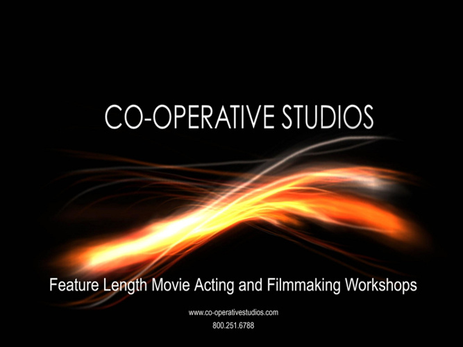 Co-Operative Studios Brochure