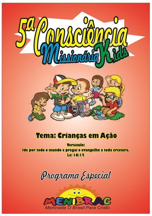 Campanha Missionária para Crianças
