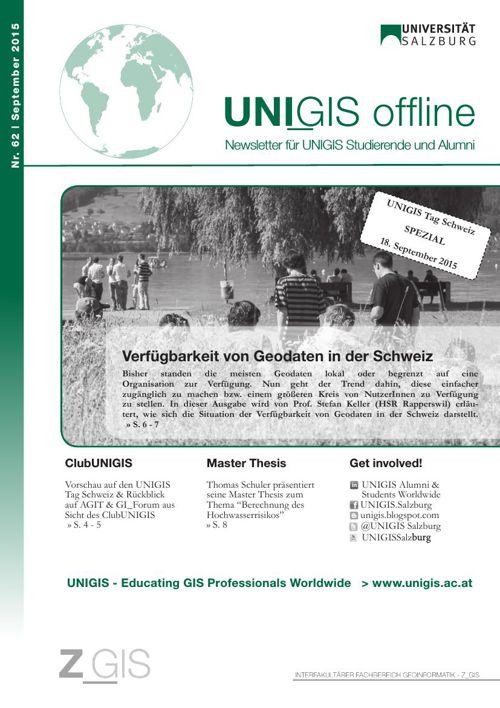 UNIGIS offline 03/2015