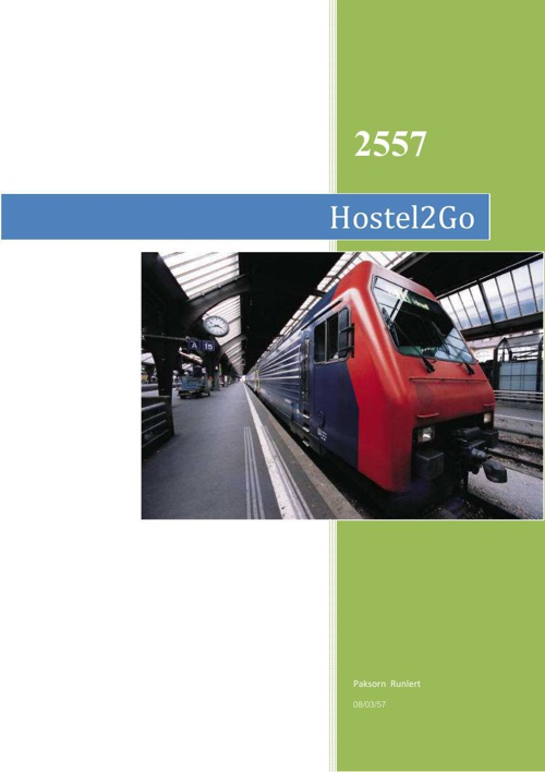 Hostels-How2Go