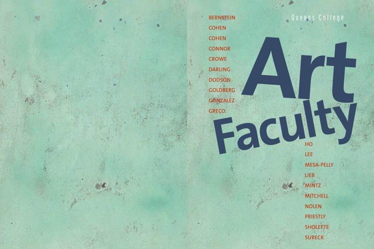 Queens College Art Faculty