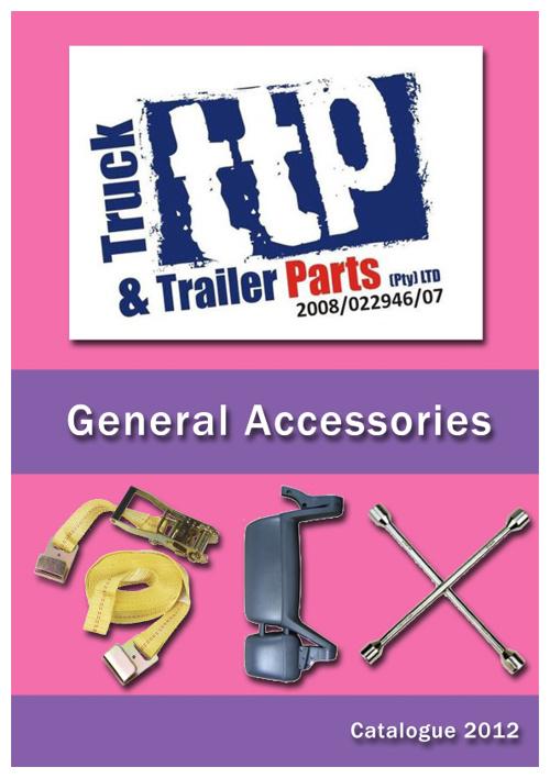 TTP Catalogue - General Accessories