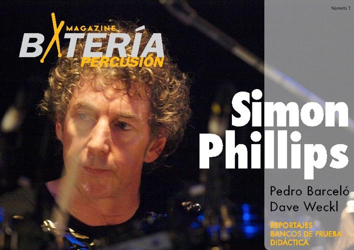 Bateria y Percusión Magazine! V1