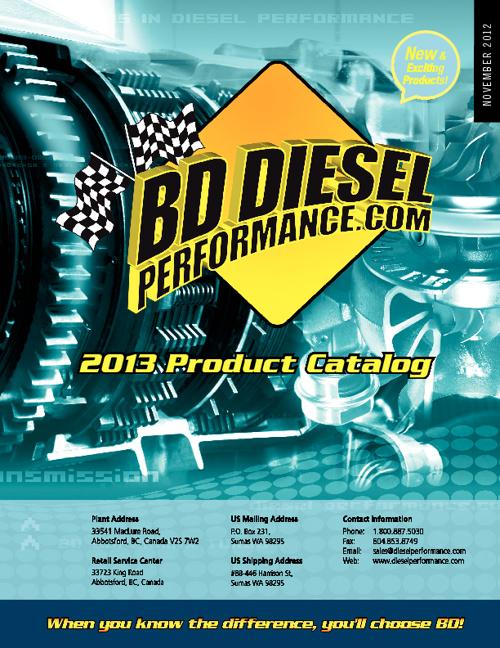 BD Power 2013 Catalog