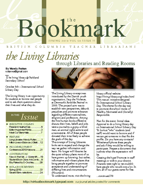 BCTLA -the Bookmarks